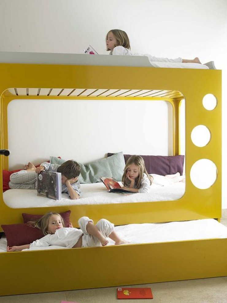 mommo design: BUNK BEDS