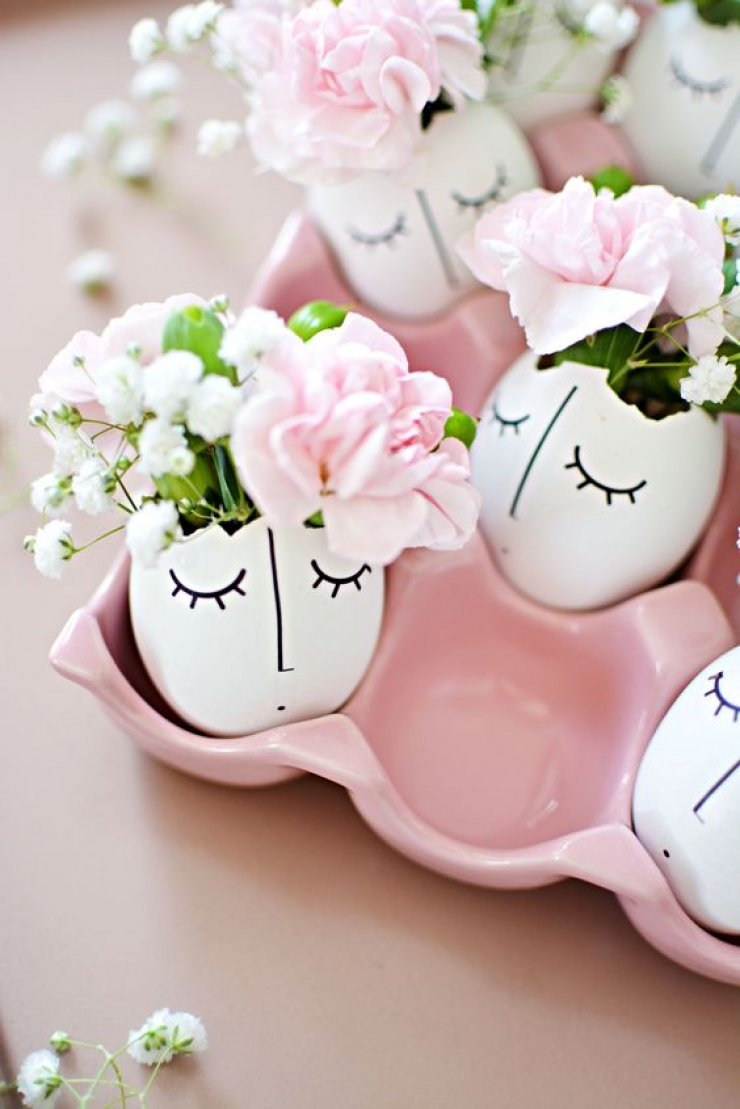 mommo design: EASTER EGGS IDEAS