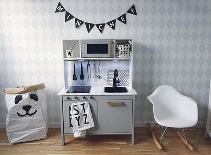 mommo design: IKEA HACKS WITH PAINT