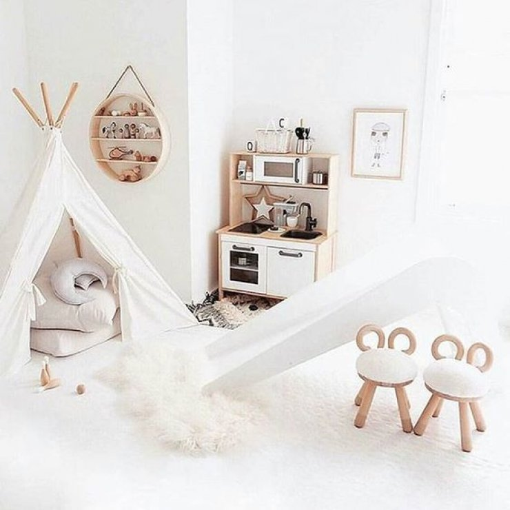 mommo design: PLAYROOMS