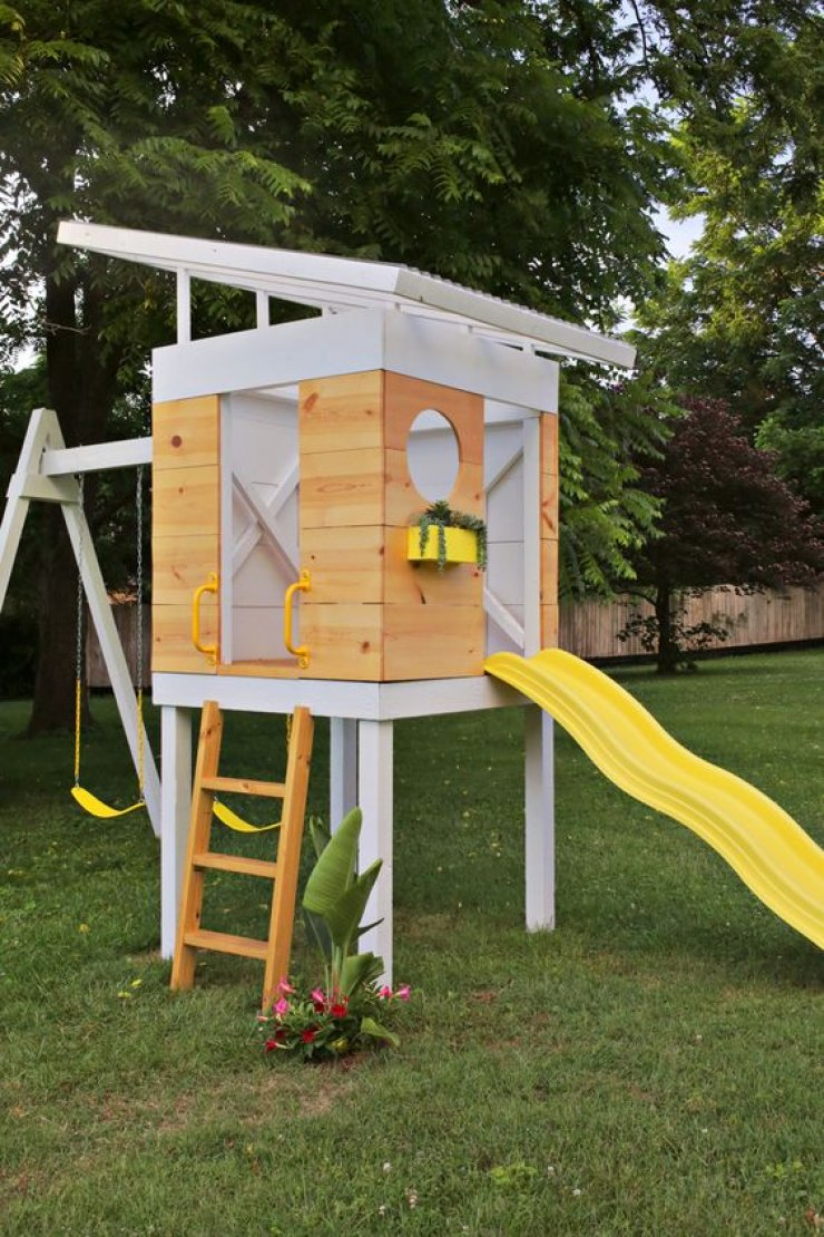 mommo design: OUTDOOR PLAY IDEAS