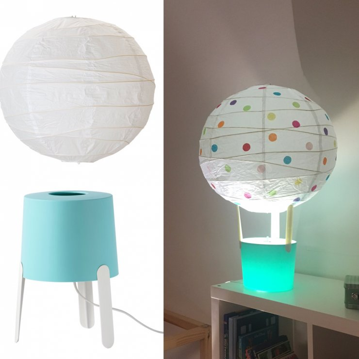 Ikea Lamps Hacks Mommo Design
