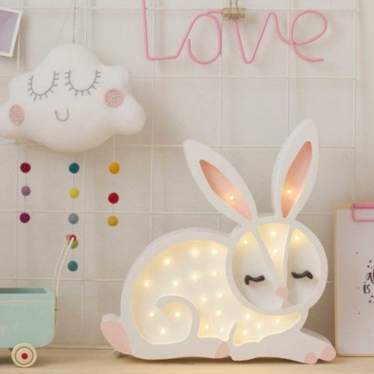 mommo design: MARQUEE LIGHTS FOR KIDS
