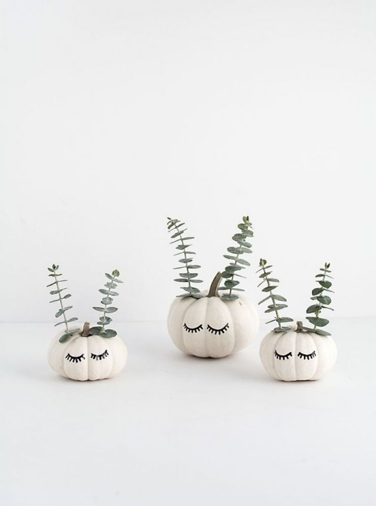 mommo design: 8 SWEET PUMPKINS