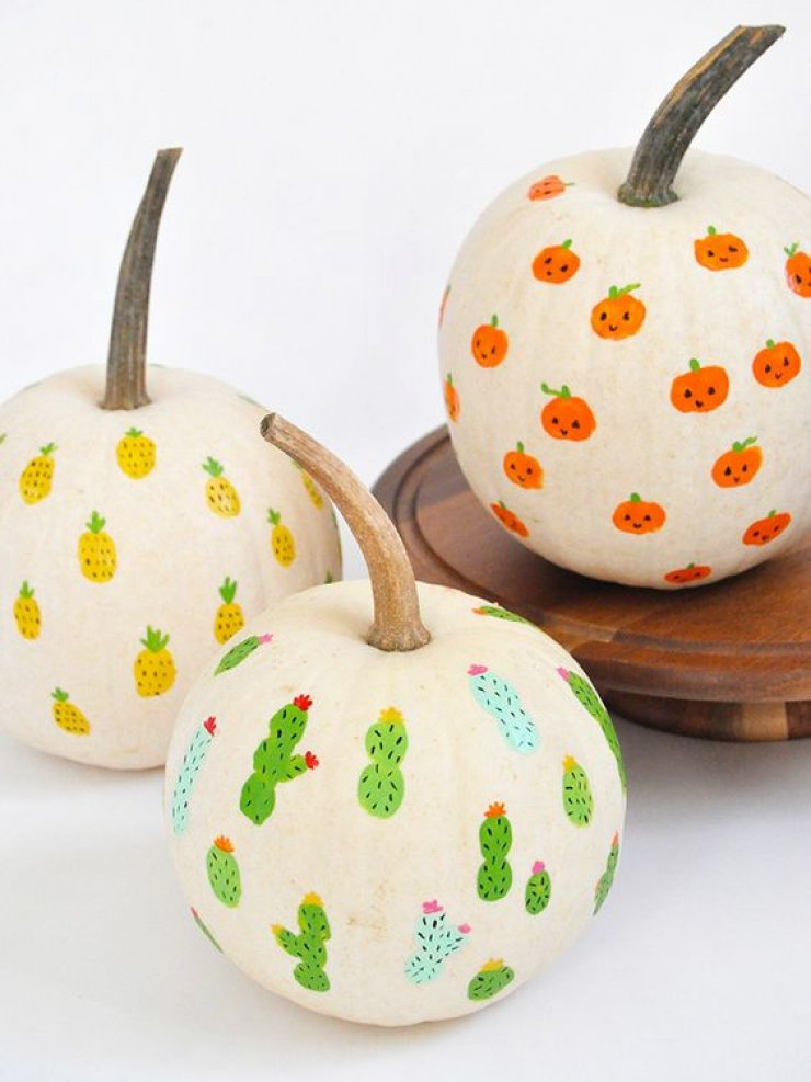8 SWEET PUMPKINS Mommo Design