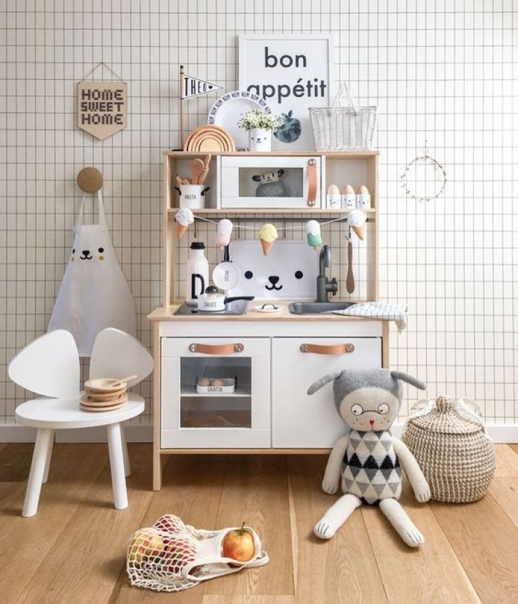 Ikea Play Kitchen Hacks Mommo Design