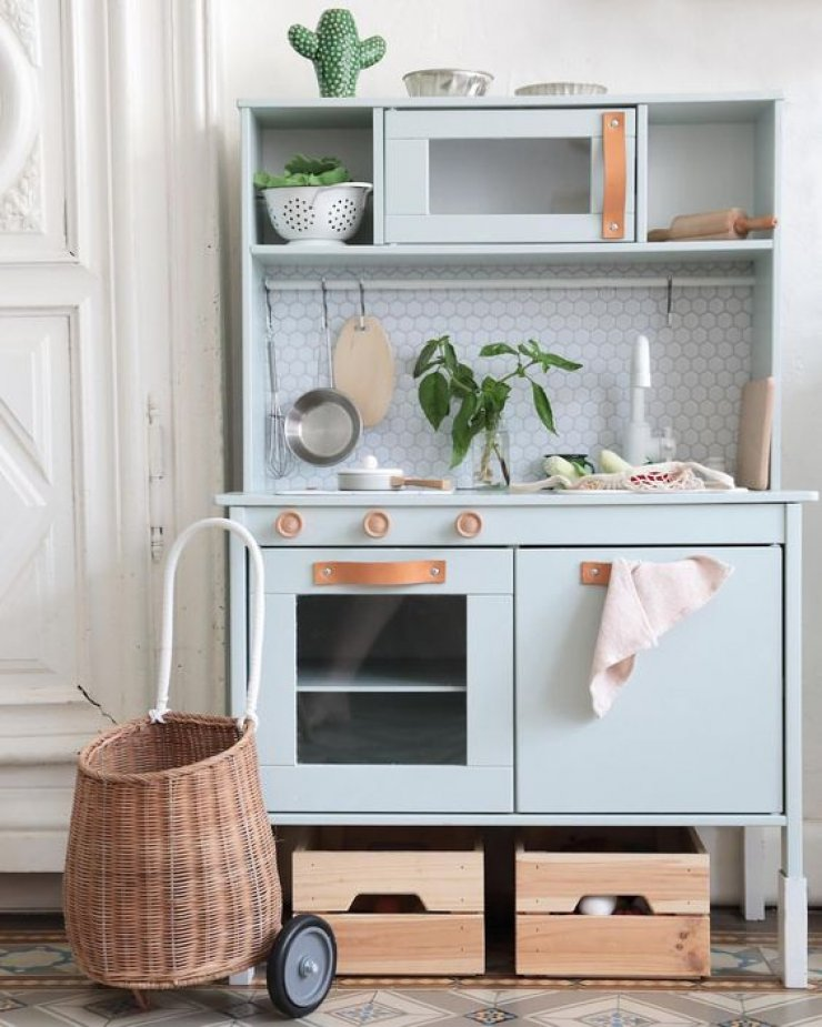 IKEA PLAY KITCHEN HACKS