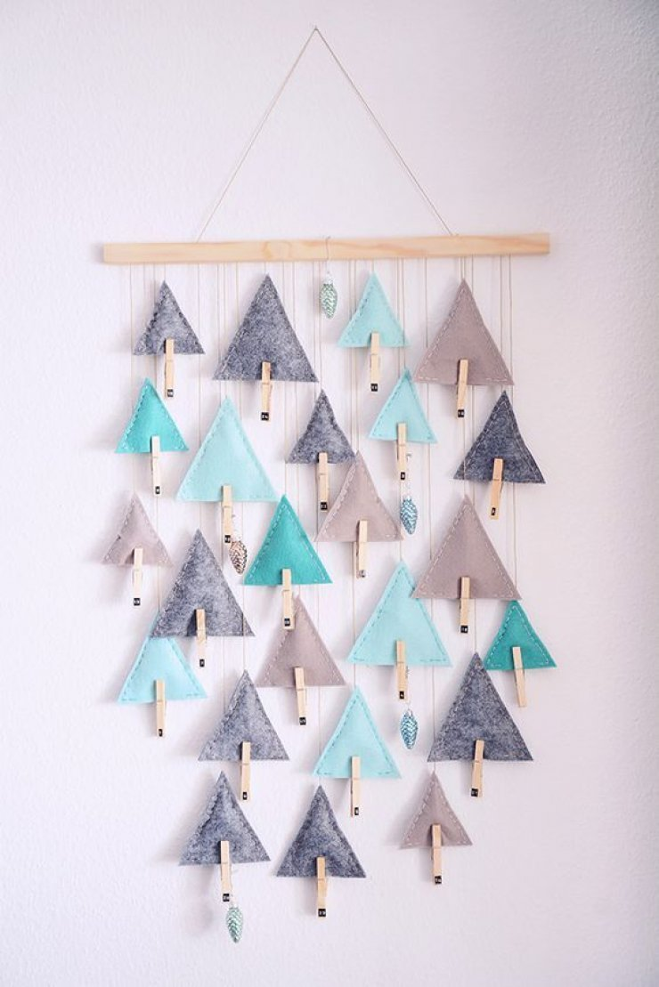 mommo design: DIY ADVENT CALENDARS