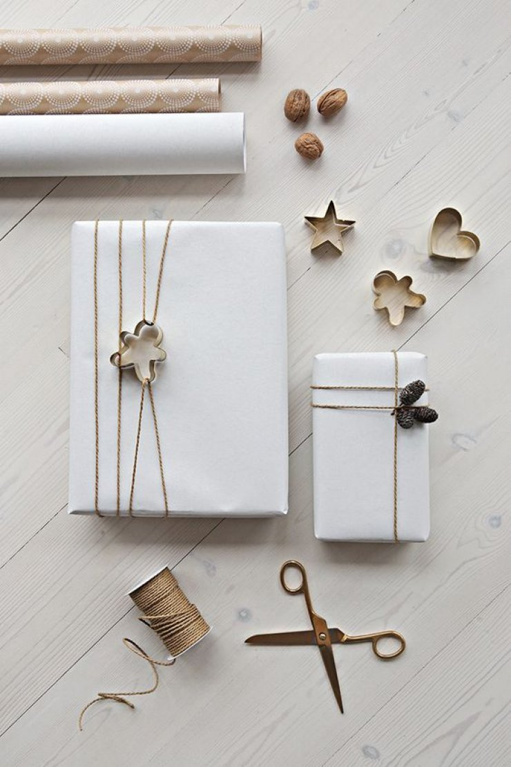 mommo design:10 DIY GIFT WRAP IDEAS