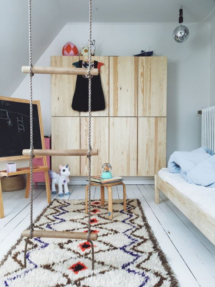 mommo design: 10 WAYS TO USE IKEA IVAR IN THE KIDS' ROOM