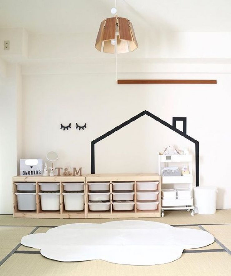 mommo design:10 IKEA TROFAST HACKS