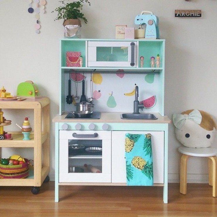 6 IKEA DUKTIG HACKS Mommo Design