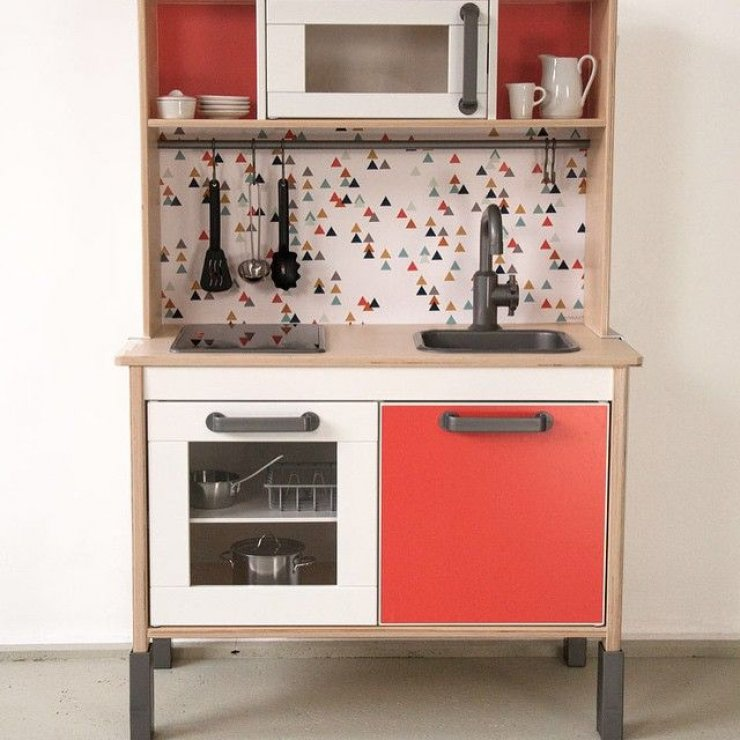 Ikea Dutkig kitchen hack