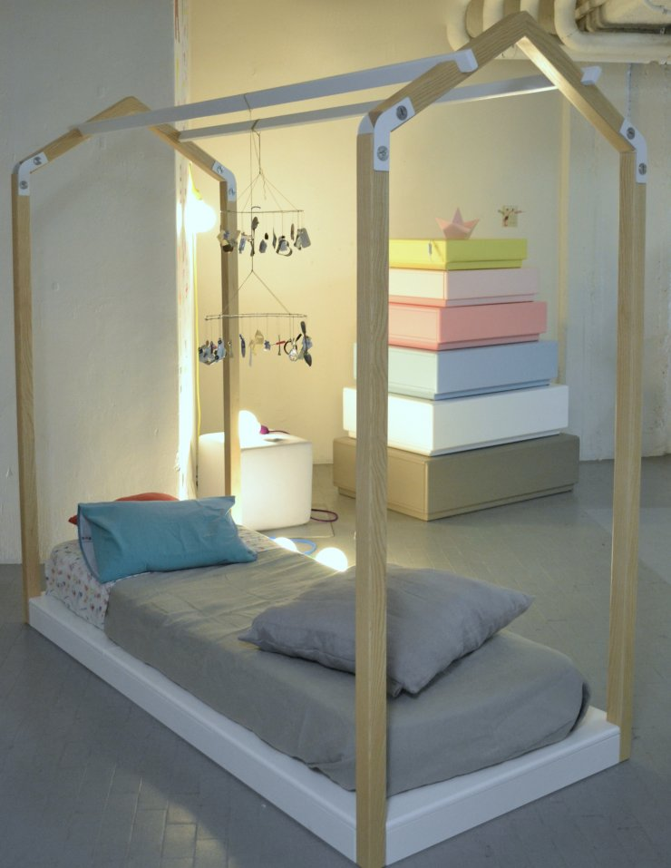 Lilgaea casa single bed