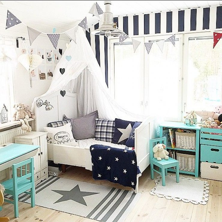 Adorable Full Kids Bedroom Set For Girl Playful Room Huz: 10 ROOMS FOR LITTLE BOYS