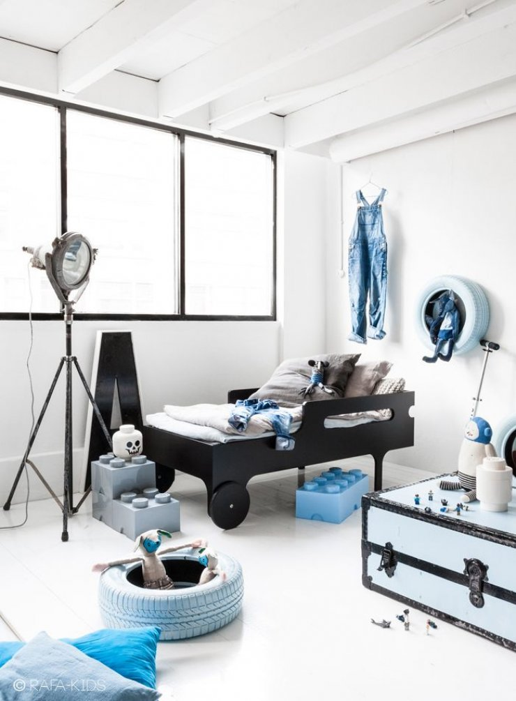 10 ROOMS FOR LITTLE BOYS Mommo Design