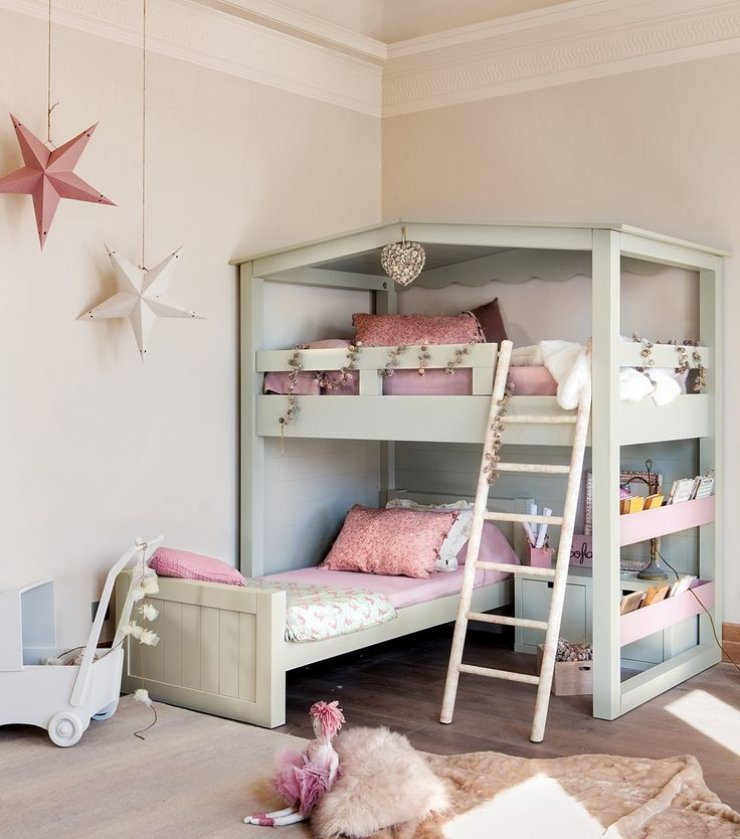 8 cool bunk beds mommo design for Muebles de dormitorio infantil