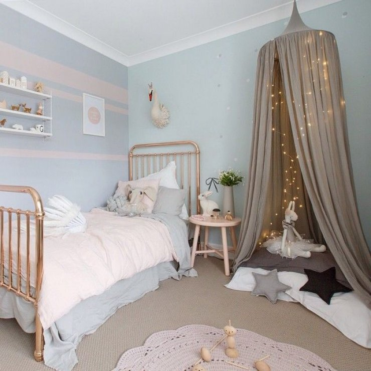 mommo design: 8 SWEET GIRL'S ROOMS