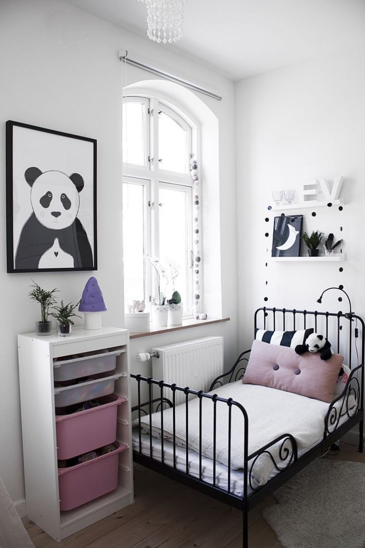 8 sweet girl 39 s rooms mommo design. Black Bedroom Furniture Sets. Home Design Ideas