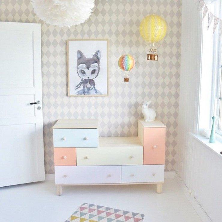 pastel Ikea PS