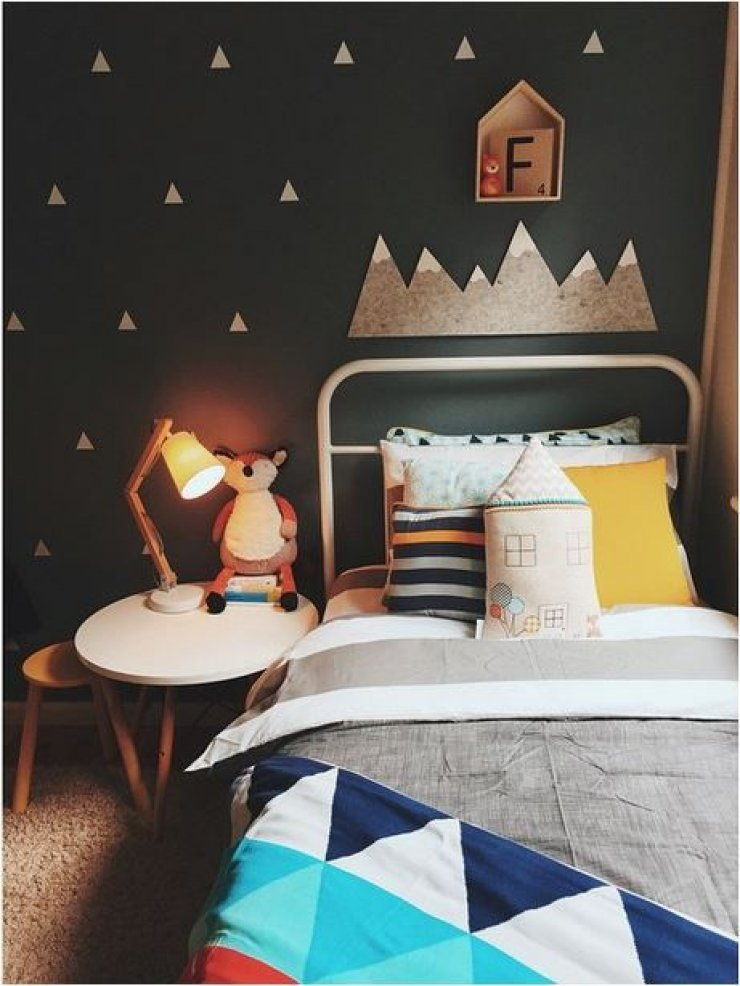 mommo design: BOY'S ROOMS