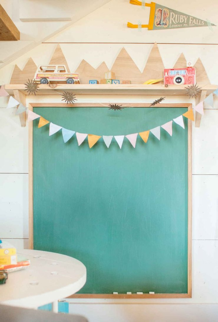 mommo desgn: 10 DIY IDEAS FOR KID'S ROOM