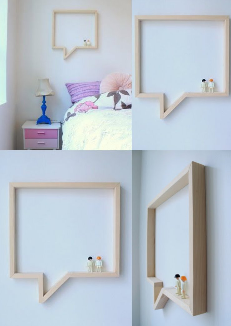 momm design: 10 DIY IDEAS FOR KID'S ROOM