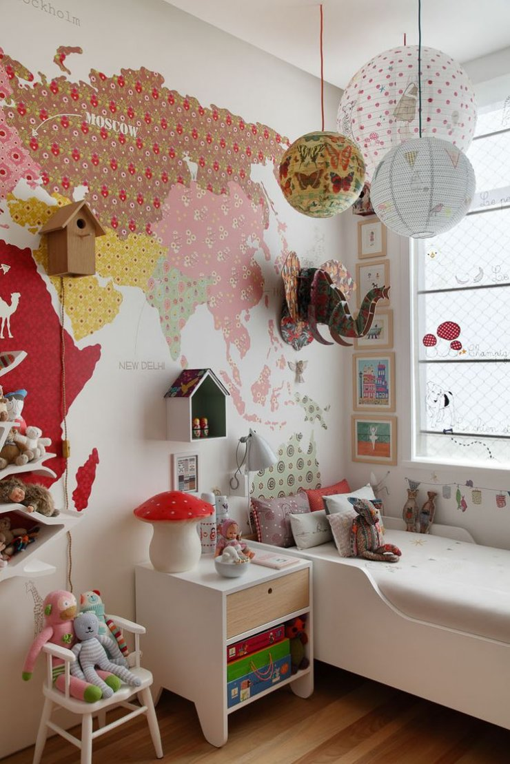 8 diy wallpaper ideas mommo design
