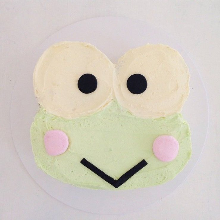 mommo design: SUPER CUTE CAKES BY HELLO NAOMI