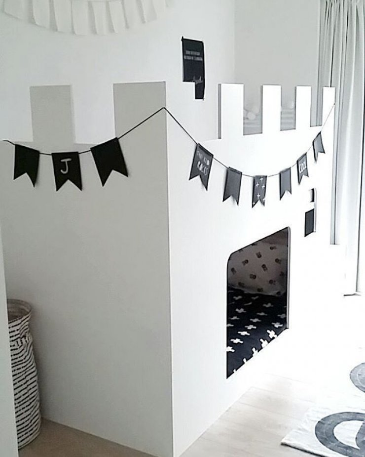 8 Stylish Ikea Hacks For Kids Mommo Design