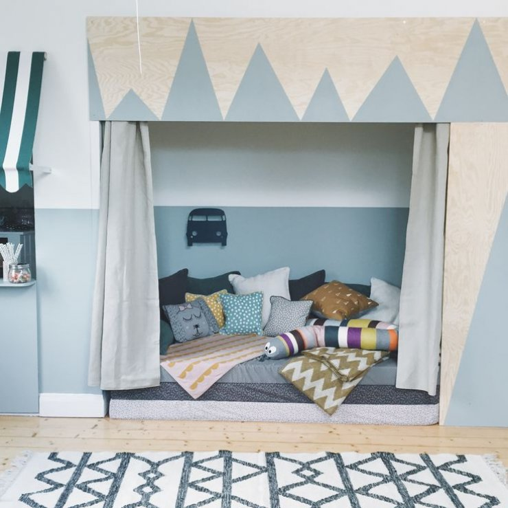 mommo design: HIDEAWAY BEDS