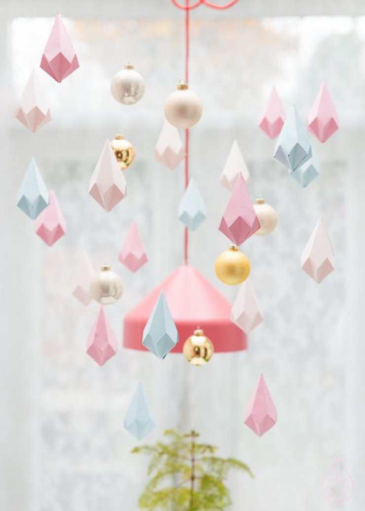 mommo design: DESIGN TIME - PINK CHRISTMAS