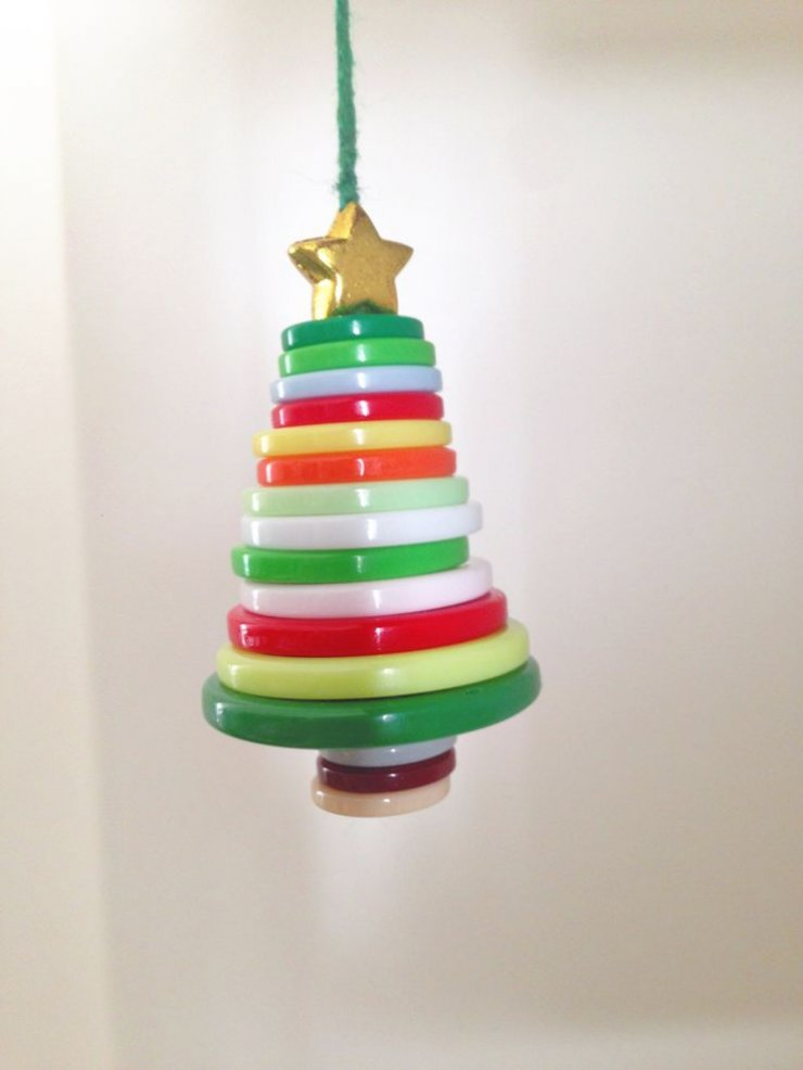 Simple Christmas Crafts Mommo Design
