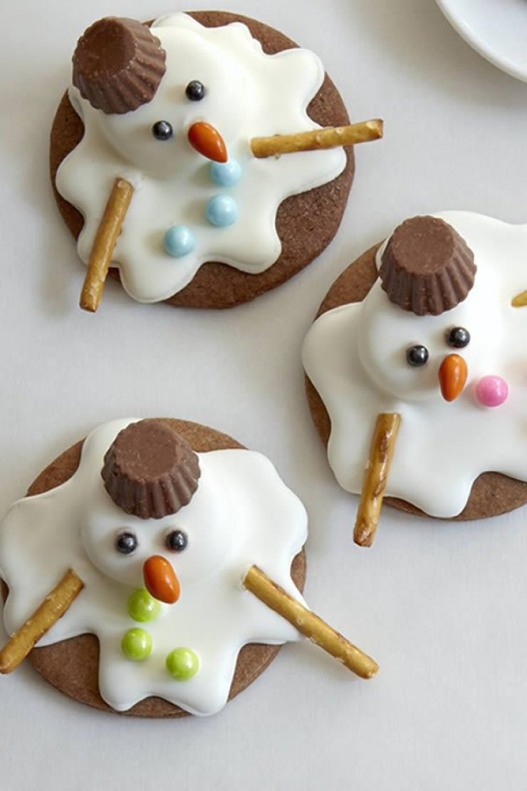 Sweetest Snowmen Mommo Design