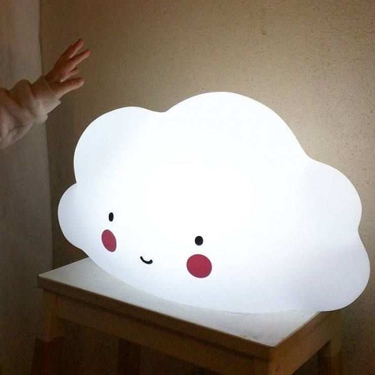 mommo design: LOVELY CLOUDS