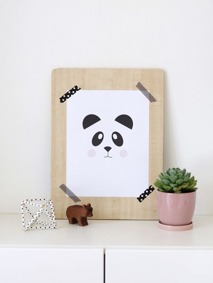 mommo design: PANDA LOVE