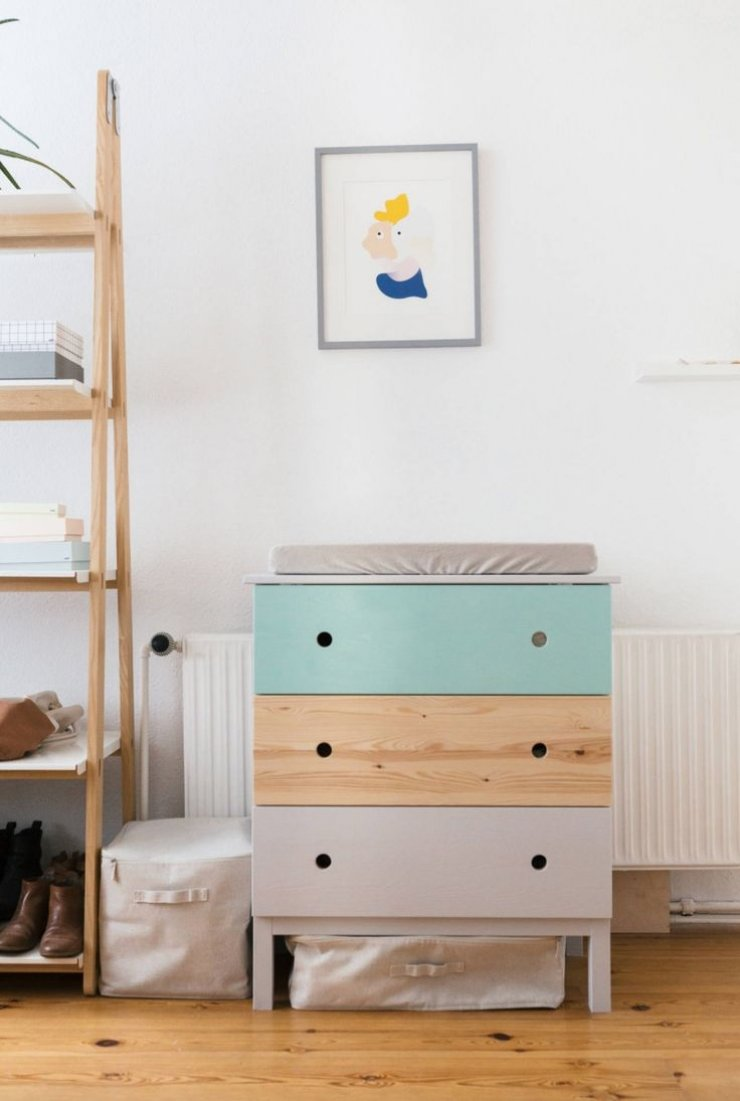 mommo design: HACKS IN THE NURSERY