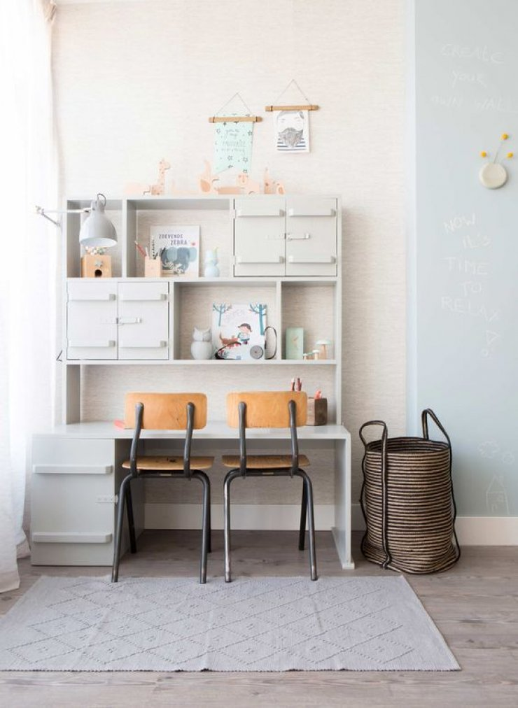 vanilla and desk playtime desks hutch reversible corner master with classic chair product cfm juvenile hayneedle kids