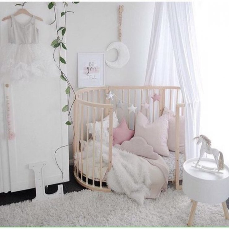 Lovely Nurseries Mommo Design