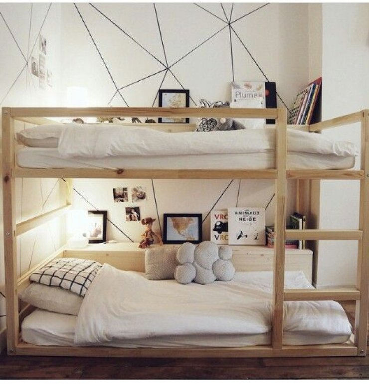 Ikea Kura 8 Stylish Hacks Mommo Design