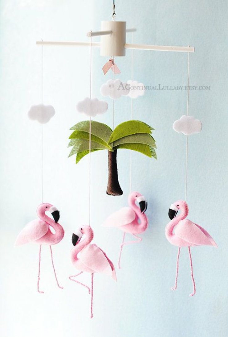 Flamingo Trend Mommo Design