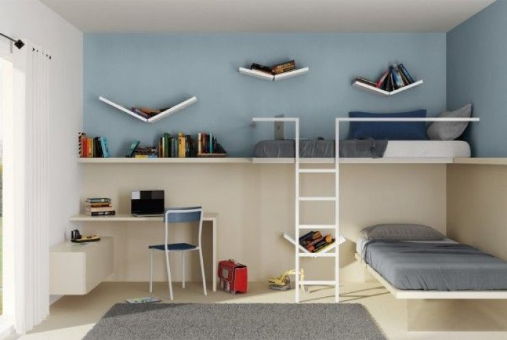 bunk bed by lago