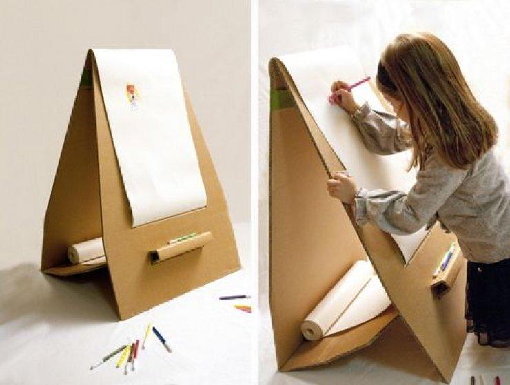 mommo design: CARDBOARD TOYS