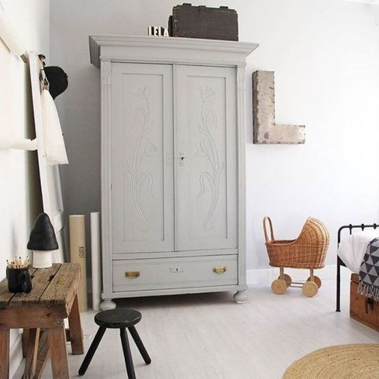 mommo design: A VINTAGE TOUCH - WARDROBE