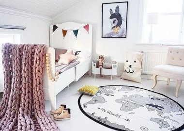 mommo design: GIRLS ROOMS