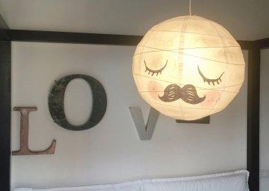 mommo design: IKEA LAMPS HACKS